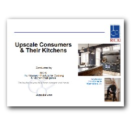 Upscale Consumers and Their Kitchens Report