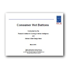 Consumer Hot Buttons 2015 Report