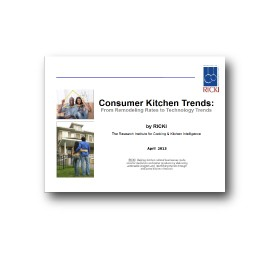 Consumer Kitchen Trends - Thumbnail