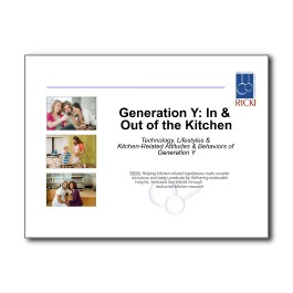 Generation Y - In & Out of the Kitchen-Small