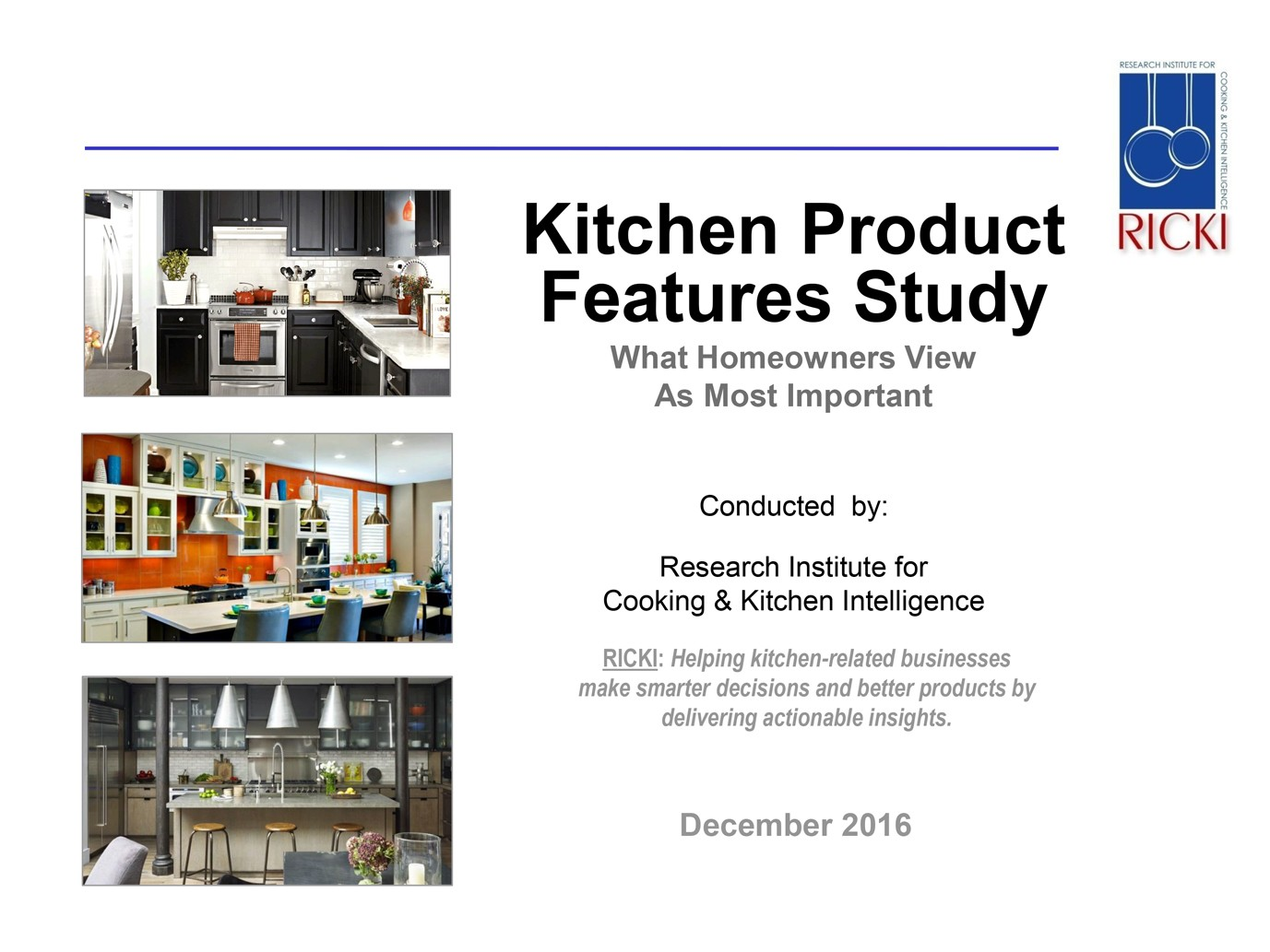 Kitchen Product Features – What's Most Important