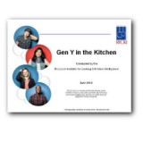 Gen Y in the Kitchen