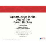 Opportunities in the Age of the Smart Kitchen - 2018