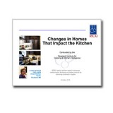 Changes in Homes that Impact the Kitchen