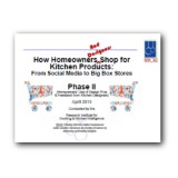 How Homeowners & Designers Shop for Kitchen Products - Phase 2
