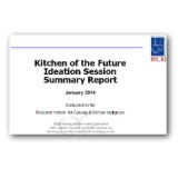 Kitchen of the Future Ideation Session Summary