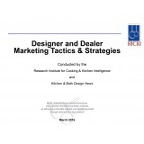 Designer and Dealer Marketing Tactics & Strategies