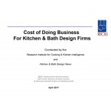 Cost of Doing Business for Kitchen and Bath Design Firms